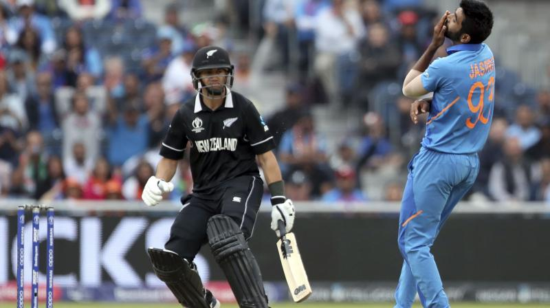 Virat Kohli, KL Rahul, and Rohit Sharma all managed to score just one run and the team was reduced to 5/3. Trent Boult dismissed Kohli whereas Matt Henry sent Rahul and Sharma back to the pavilion. (Photo: AP)