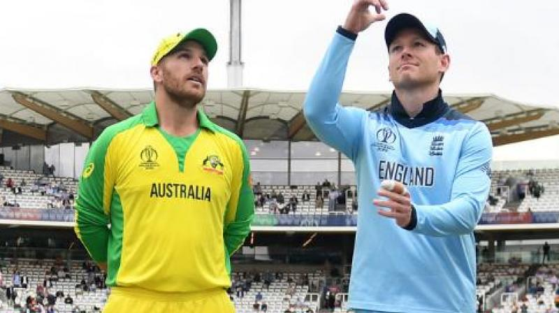 In the league match between Australia and England, the former won by 64 runs.  England have never won the World Cup. While Australia claimed the title five times (1987, 1999, 2003, 2007, 2015). (Photo: cricketworldcup/twitter)