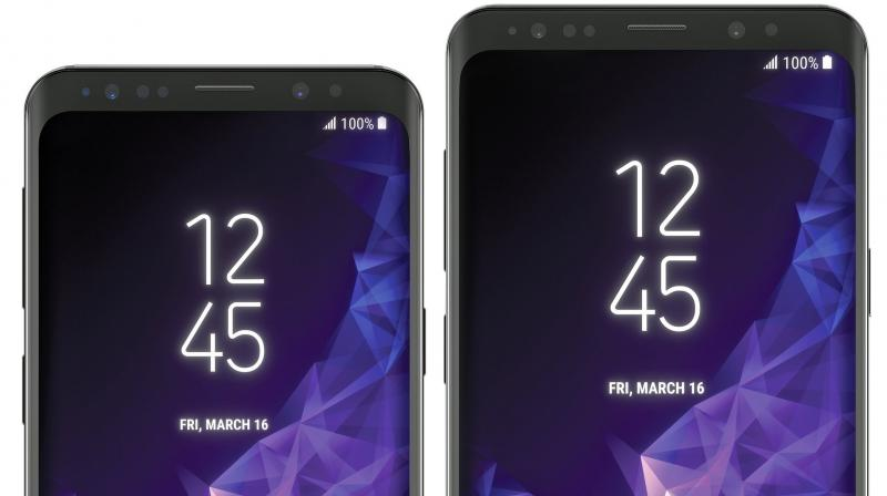Over 2,300 exhibitors from across the globe will gather in Barcelona flaunt new hardware, ideas, and innovations. (Representativie Image: Galaxy S9 leak by Evan Blass)