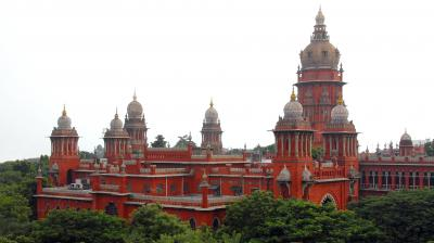 The Madras High Court (Photo: Yoga Balaji via Wikimedia Commons)