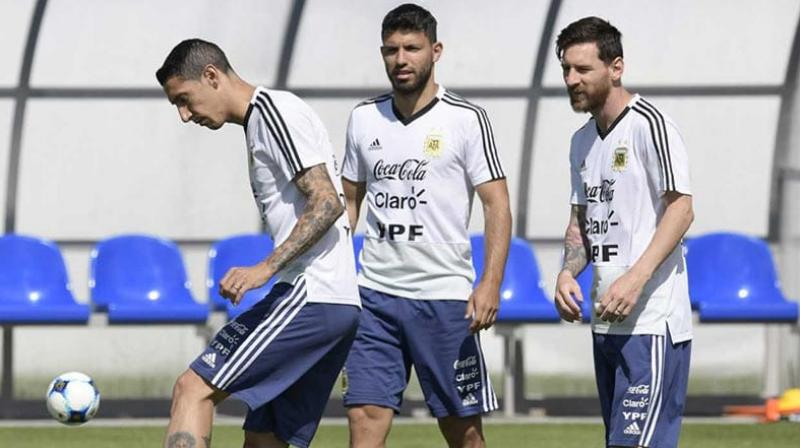 Messi, who only returned to the Argentina squad in March after an eight-month absence following the World Cup in Russia, will turn 32 during the competition. (Photo: AFP)
