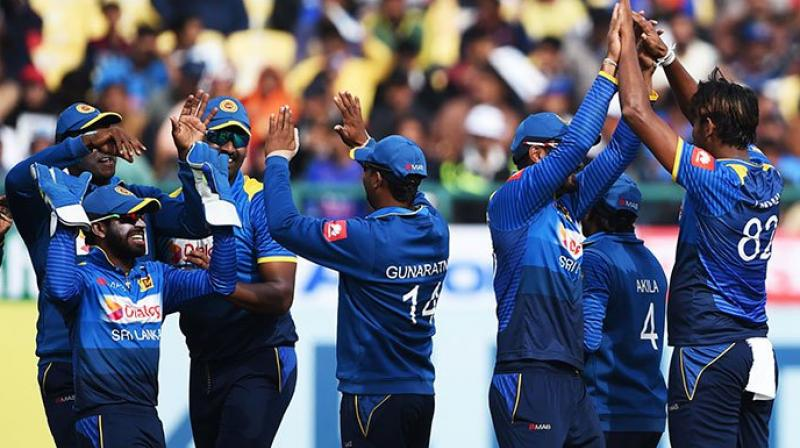 Sri Lanka have won 24 of 86 ODIs since stalwarts Mahela Jayawardene and Kumar Sangakkara retired after the 2015 World Cup, with the captaincy changing hands six times since. (Photo: AFP)