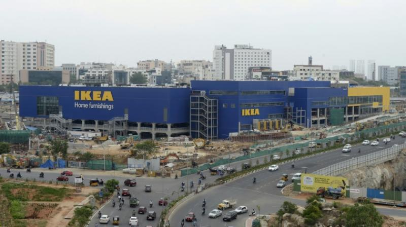 Swedish home furnishings major IKEA will also have an online channel for its customers. (Photo: AFP)