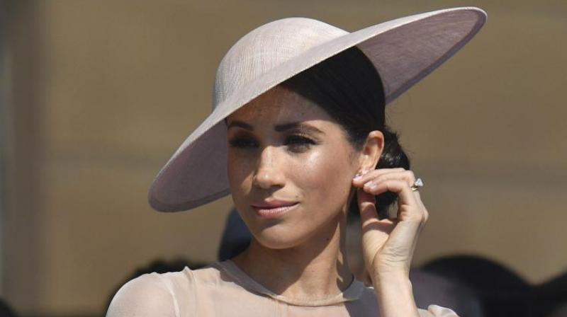 Thomas, an Emmy-winning lighting director, has tried to encourage Meghan and her husband Prince Harry, 33, to contact him — after three months of silence.  (Photo: AP)