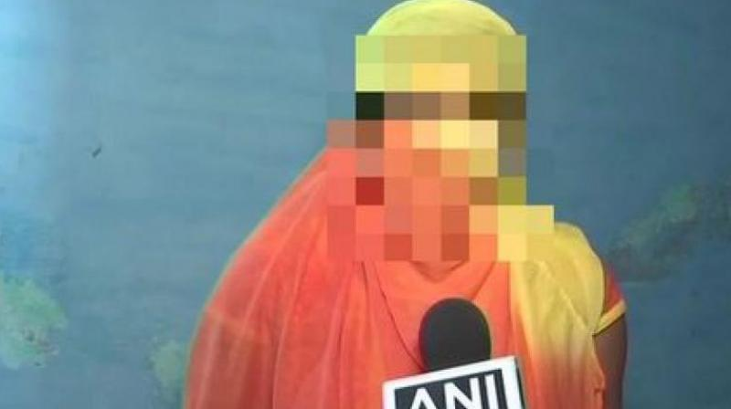17-year-old Unnao rape victim said she was told that her father and family would be killed if she opened her mouth. She claimed that they gangraped her for a few days and sold her to someone from whom she was recovered. (Photo: ANI)