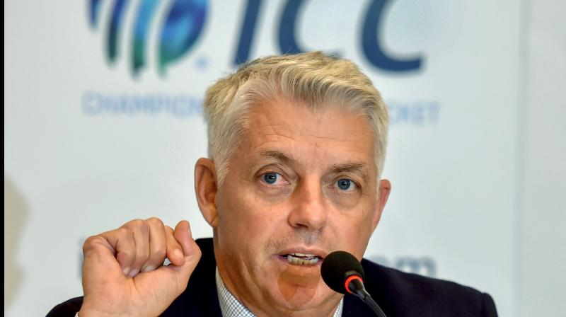 Meanwhile, José de Gracia, Assistant Director of Interpol's Criminal Networks unit, said, 'Sport brings people together, but criminals looking to make large profits can undermine its integrity. Our meetings and cooperation with partners such as the ICC help us shape a collaborative, holistic response.' (Photo: PTI)