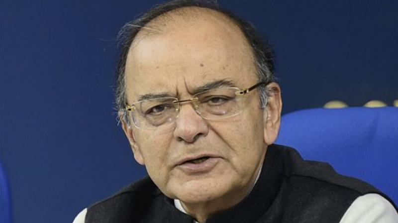 Finance Minister Arun Jaitley.