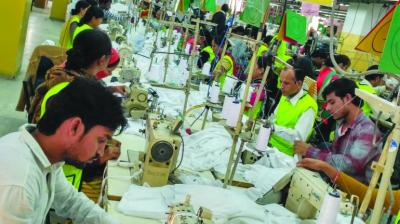 However, the survey showed that the number of factories increased to 2,37,684 in 2017-18 from 2,34,865 a year ago. (Representational image)