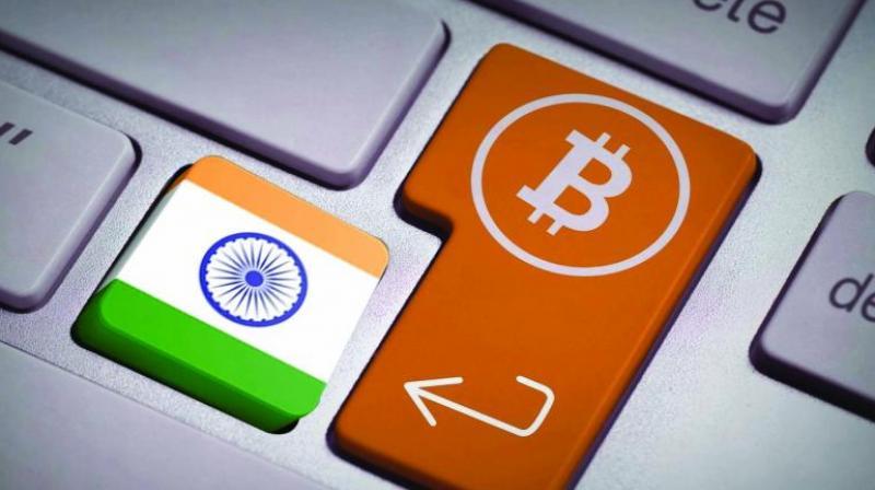 The price of a bitcoin can unpredictably increase or decrease.