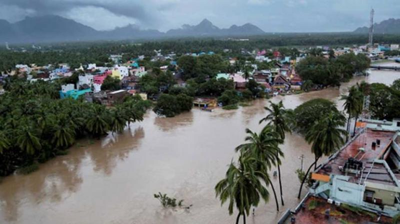 Kerala 131 Fishermen Still Missing In Cyclone Ockhi