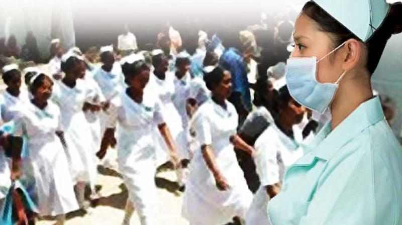 According to a recent report released by FICCI's Health Services Committee and EY nurses are not given  a chance to grow within an organisation and  have a say in important administrative and policy decisions.