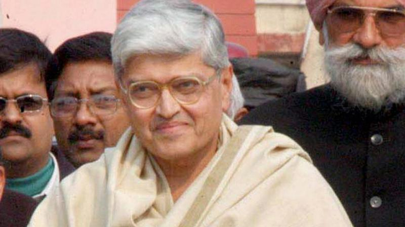 The joint Opposition candidate for the post of vice-president Gopalkrishna Gandhi is likely to file his nomination papers on Tuesday. (Photo: PTI)