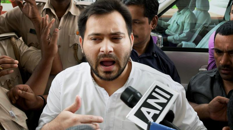 Fodder scam case: CBI court issues notice to Tejashwi Yadav