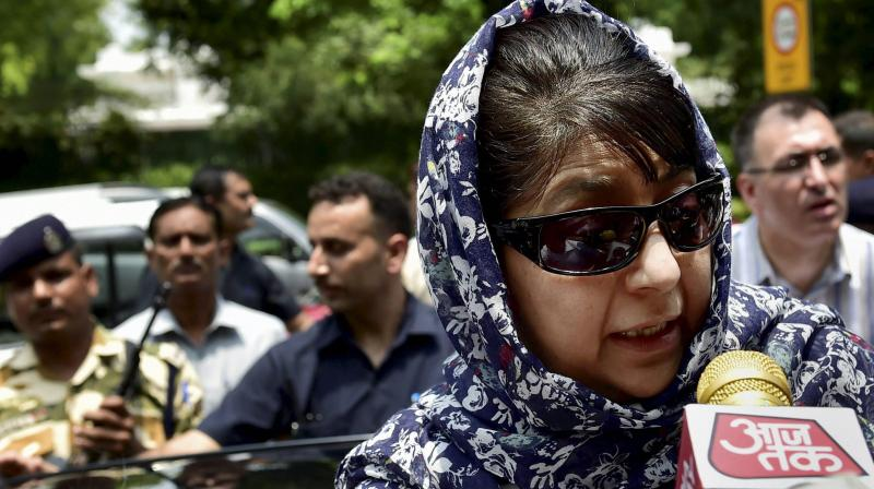 2 Kashmiris assaulted in Bengaluru: Mehbooba Mufti demands strict action