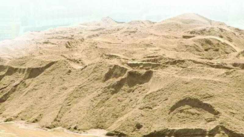 Subedar Singh Kushwaha, a deputy forest ranger, was stationed at a check post on National Highway 3 in Morena to check illegal excavation of sand from the Chambal riverbed. (Representational Image)