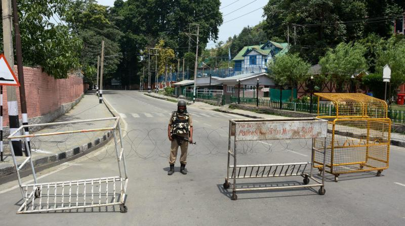 The murder sparked off protests in Bhaderwah, forcing the district administration to impose curfew in the town.