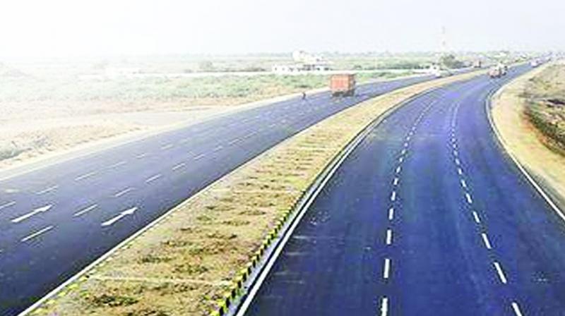 NH on Andhra-Odisha border gets Centre nod