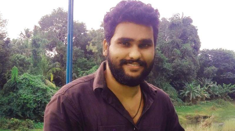Akhil Dharmajan