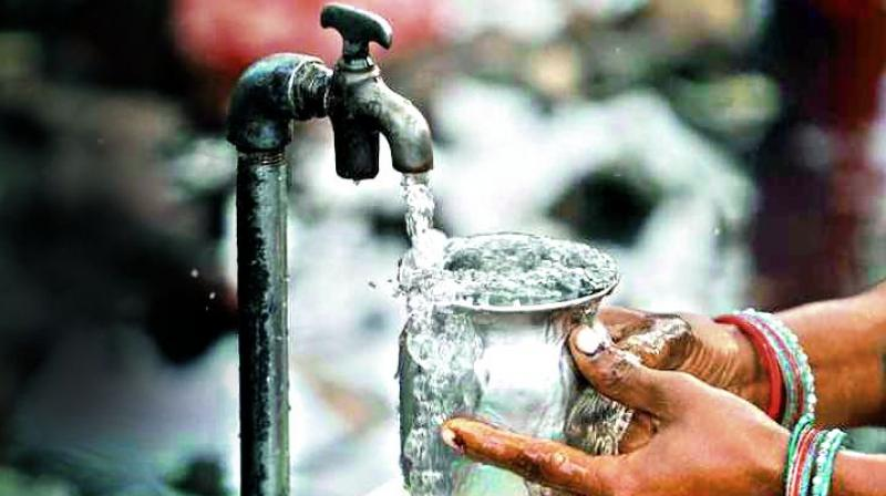 The state's drinking water lifeline is the government's pet project, Mission Bhagiratha, which is supposed to boost the frequency and supply of water across the ULBs.