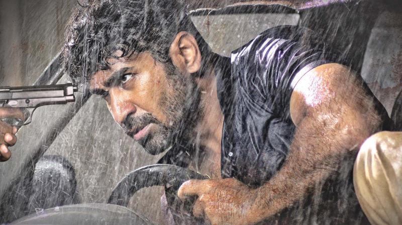 Vijay Antony in Annadurai.