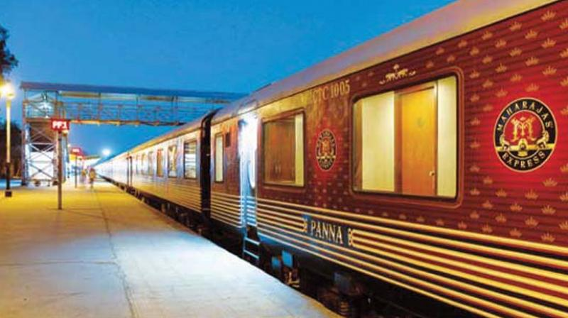 Maharajas Express (file pic)
