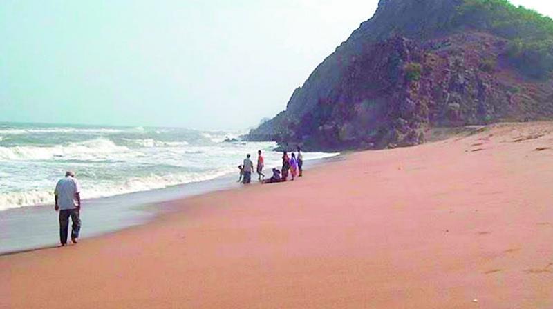 Many scenic locations of north coastal Andhra Pradesh lie unexplored.
