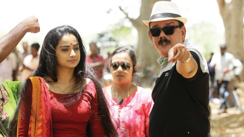 Priyadarshan reveals his title and Udhayanidhi's 'never-before- seen' avatar on big screen.