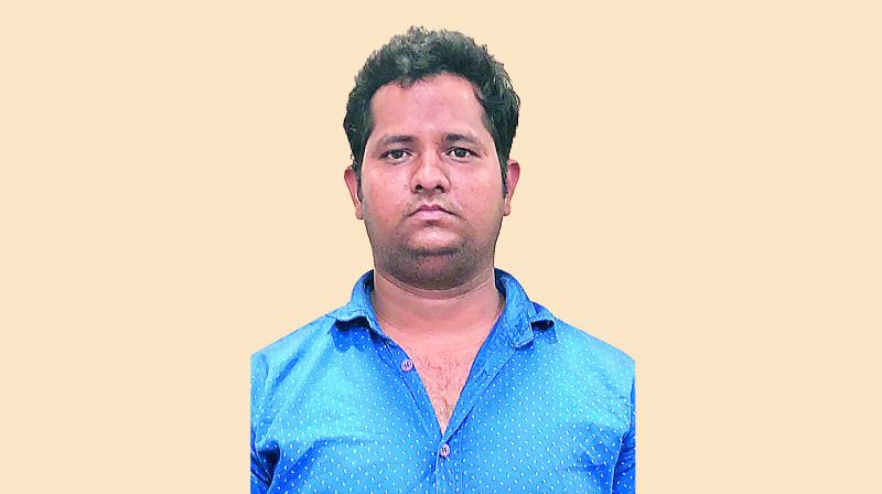 Daadi Prem Kumar, the accused cab owner.
