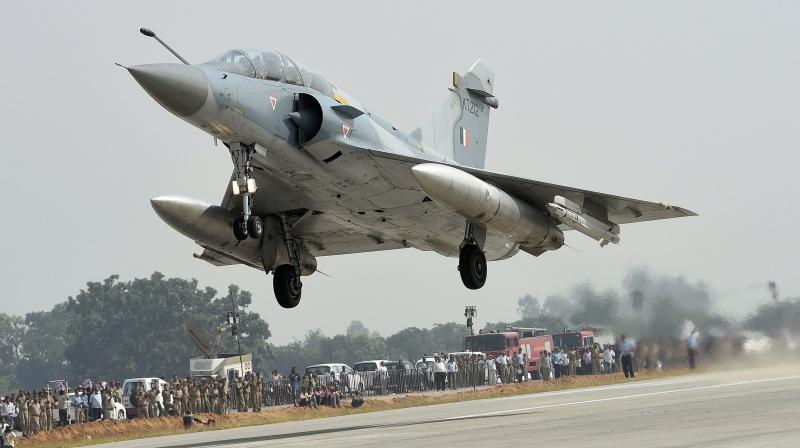 The IAF has banned smartphones inside Air Force training centres as they interrupt the Frequency Modulation Receiver. The HQ in Bengaluru pulled up the officers and punished them.