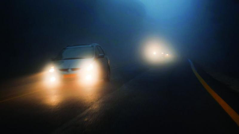 Hyderabadis Refuse To Use Low Beam While Driving Despite Repeated