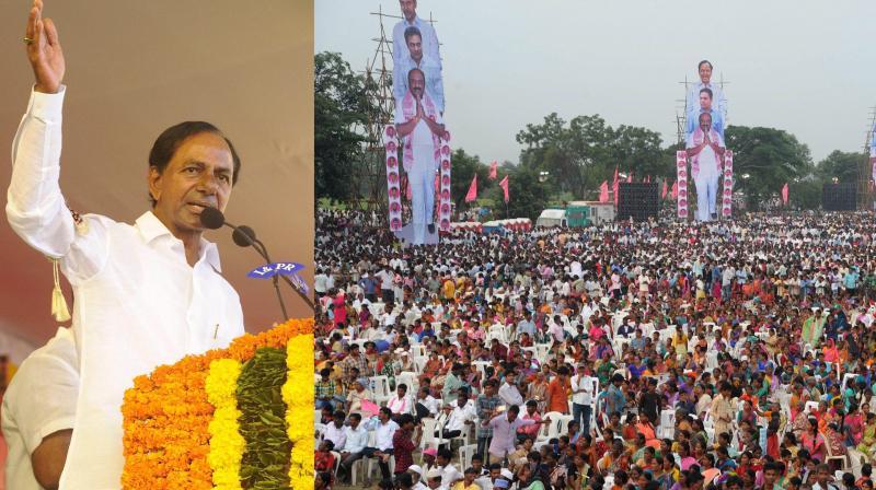 Telangana Chief Minister K Chandrasekhar Rao (Photo: File/PTI)