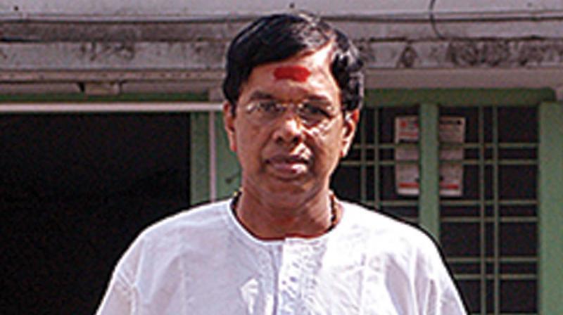 R.K. Damodaran