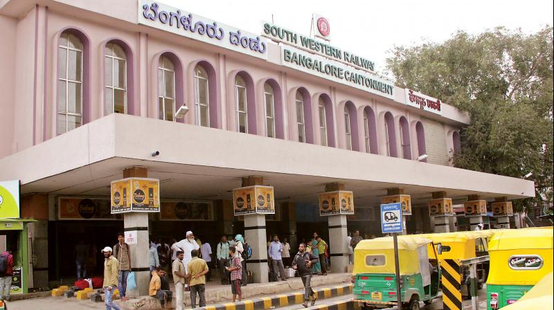 Cantonment Railway Station (Photo: DC)