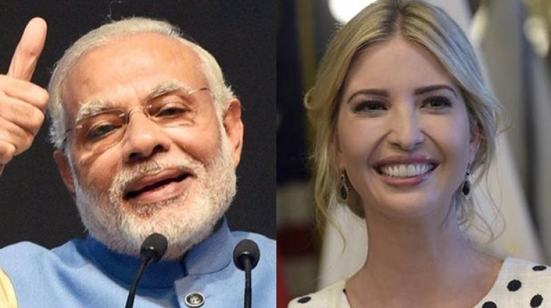 Entrepreneurship Summit Is Testament to India-US Ties: Ivanka Trump