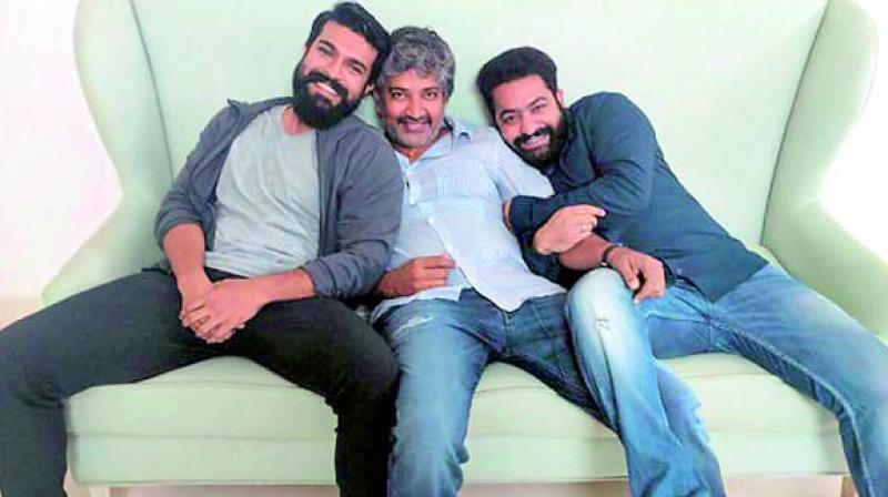 Ram Gopal Varma's Gay Comment on SS Rajamouli, Jr