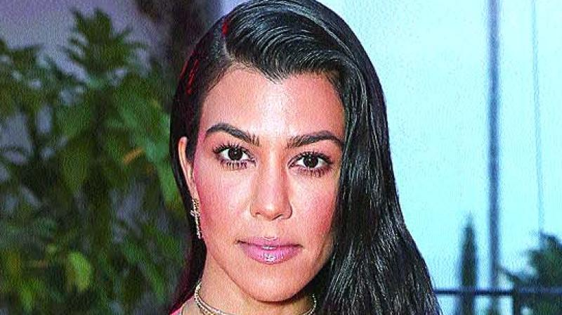 A file picture of Kourtney Kardashian used for representational purposes only.