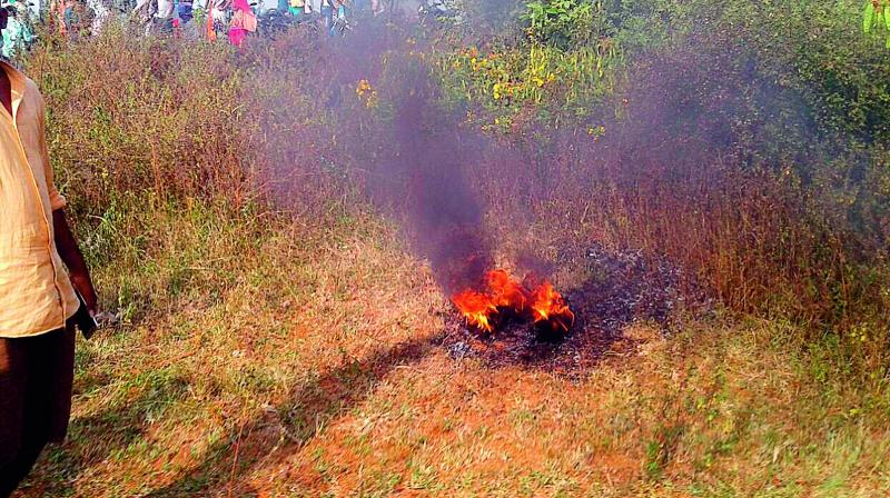 IAF trainer aircraft crashes in Telangana, woman pilot safe