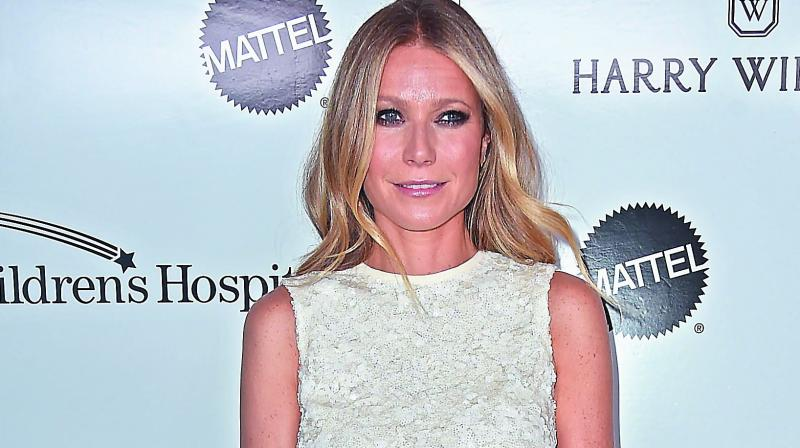 Gwyneth Paltrow debuts engagement ring