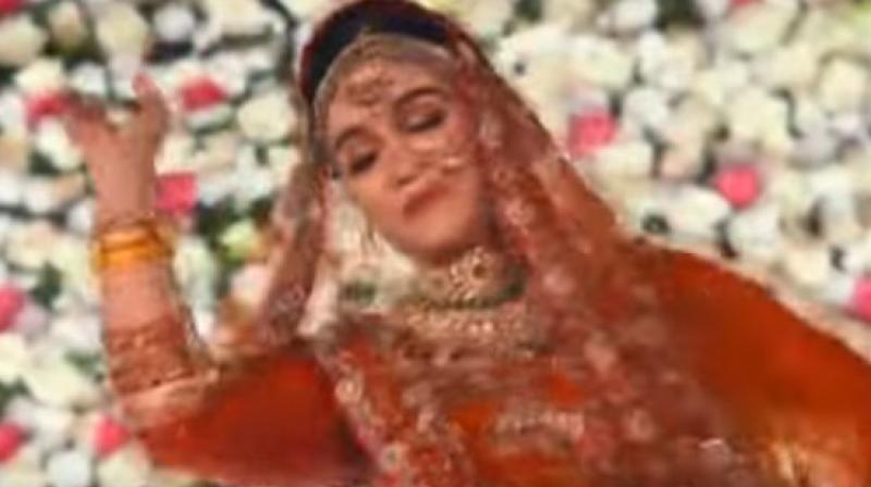 Mulayam Singh Yadav's 'bahu' Aparna dances to Padmavati's Ghoomar song in Lucknow