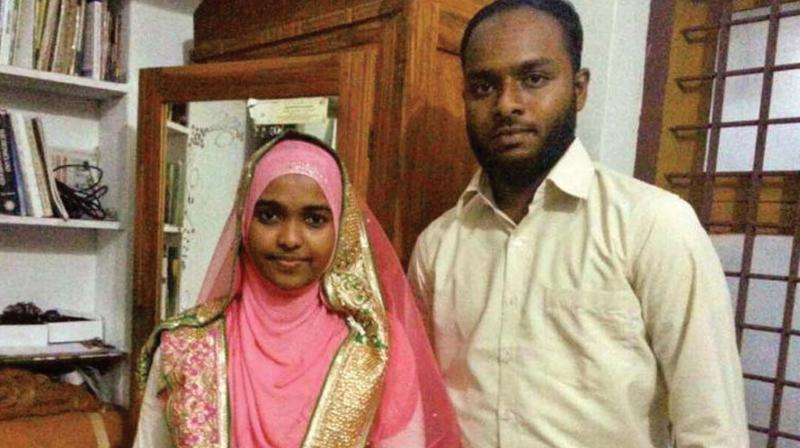 Hadiya speaks to parents