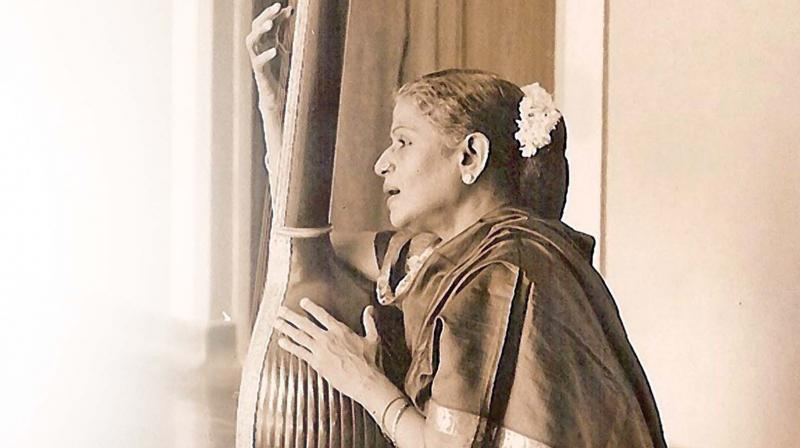 """One finds it incredulous to read declarations like """"M S Subbulakshmi's life was a tragedy"""" because of communal crisis in the Carnatic world, based on nothing more than paltry 100thhand information."""