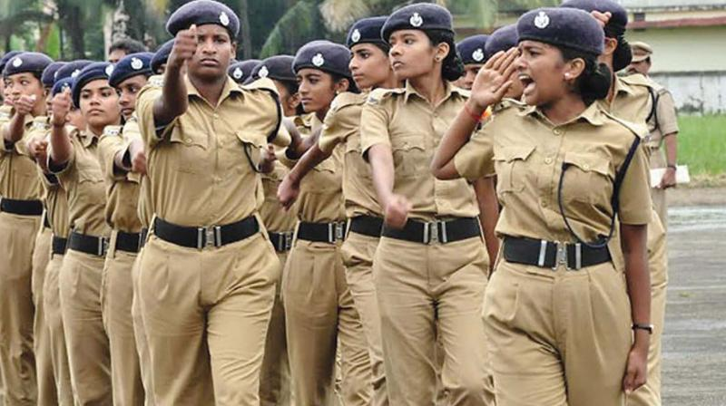 education training for police cadets