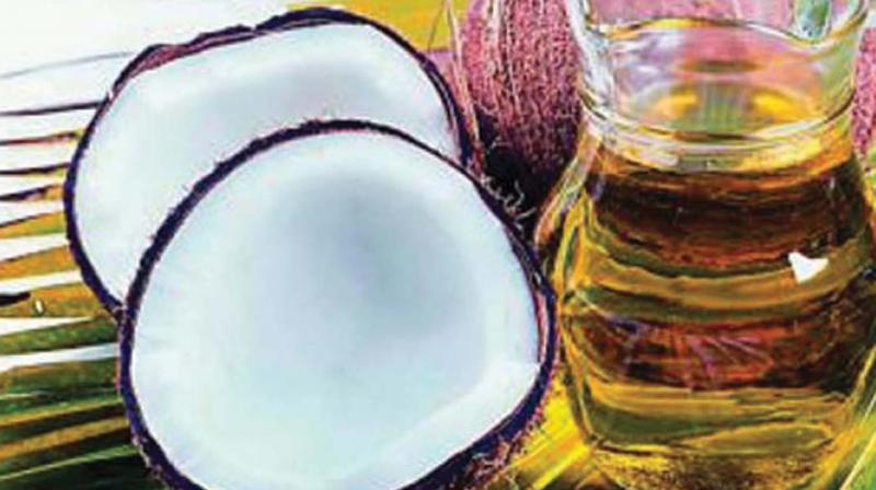 Impure coconut oil is mostly being sold in rural areas and coastal villages where the customers are not very aware of the quality as even the adulterated oil is sold in packets.