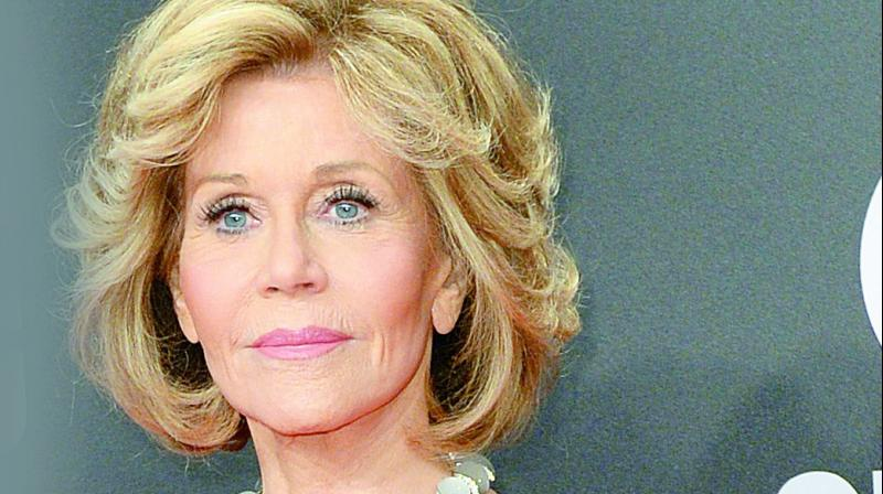 Jane Fonda reveals she had a cancerous growth removed from lip class=