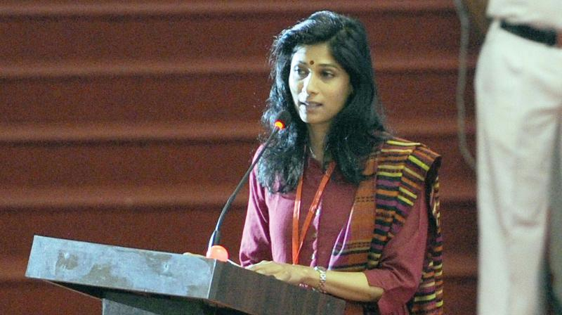Image result for gita gopinath