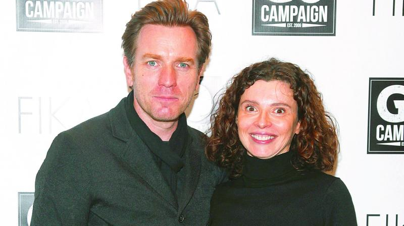 Ewan McGregor has filed for divorce after 22 years of marriage