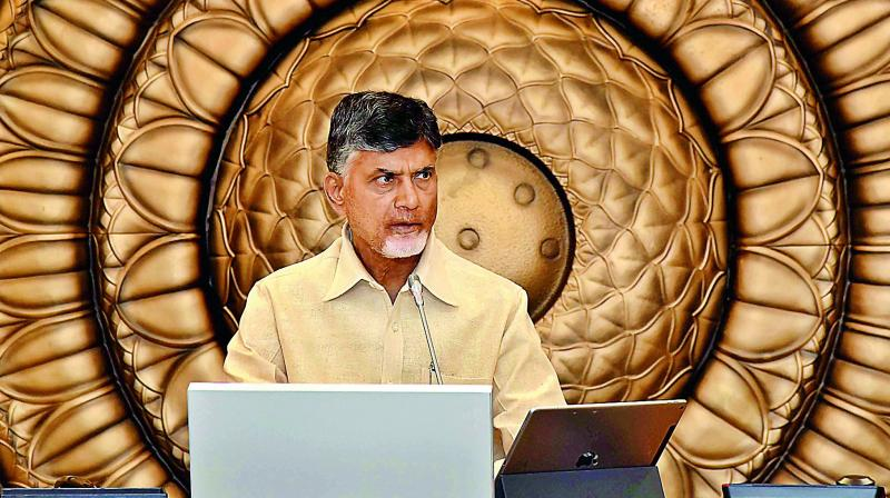 Earlier on Thursday, Naidu, who is at loggerheads with the Centre over the demand for special status for state, said that Prime Minister Modi is trying to repeat in Andhra Pradesh what he has done in Tamil Nadu. (Photo: File)