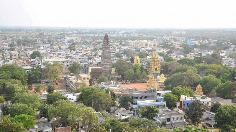 Incentives by the government is  playing a crucial role in attracting IT firms to Mangalagiri.