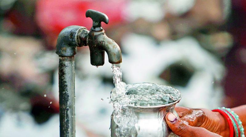 18 of 31 districts face dry spell even before onset of summer.
