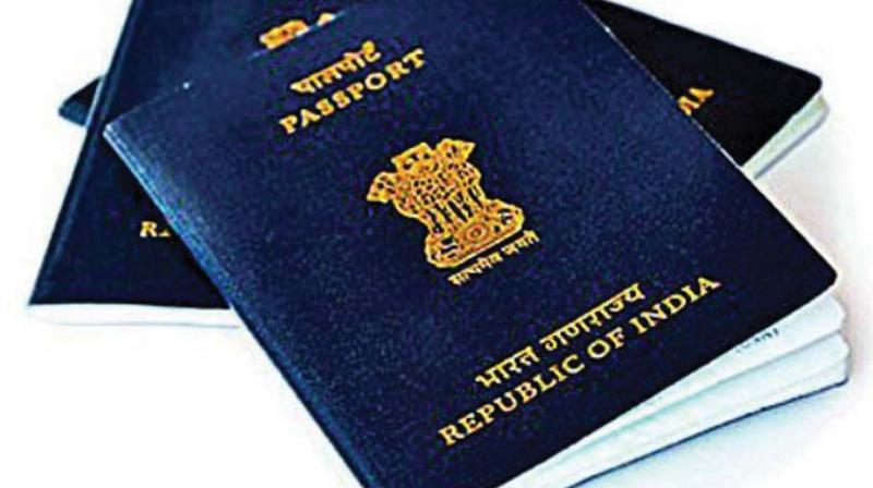 No orange passports, BJP government decides to continue with White, Red, Blue